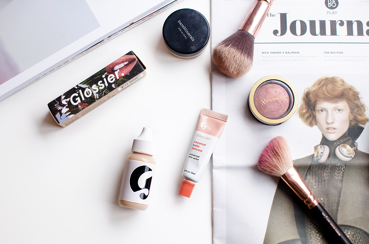 Review: Skin First with Glossier