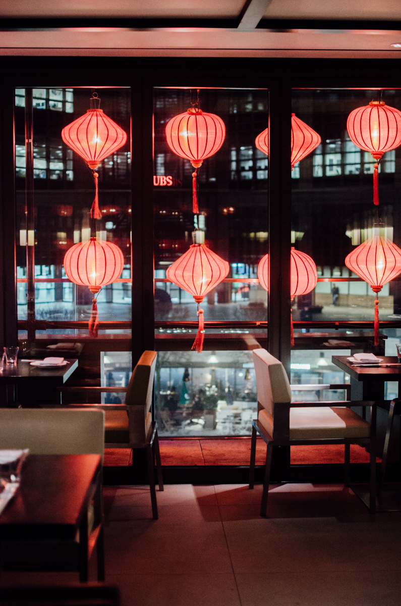 Chinese New Year Yauatcha