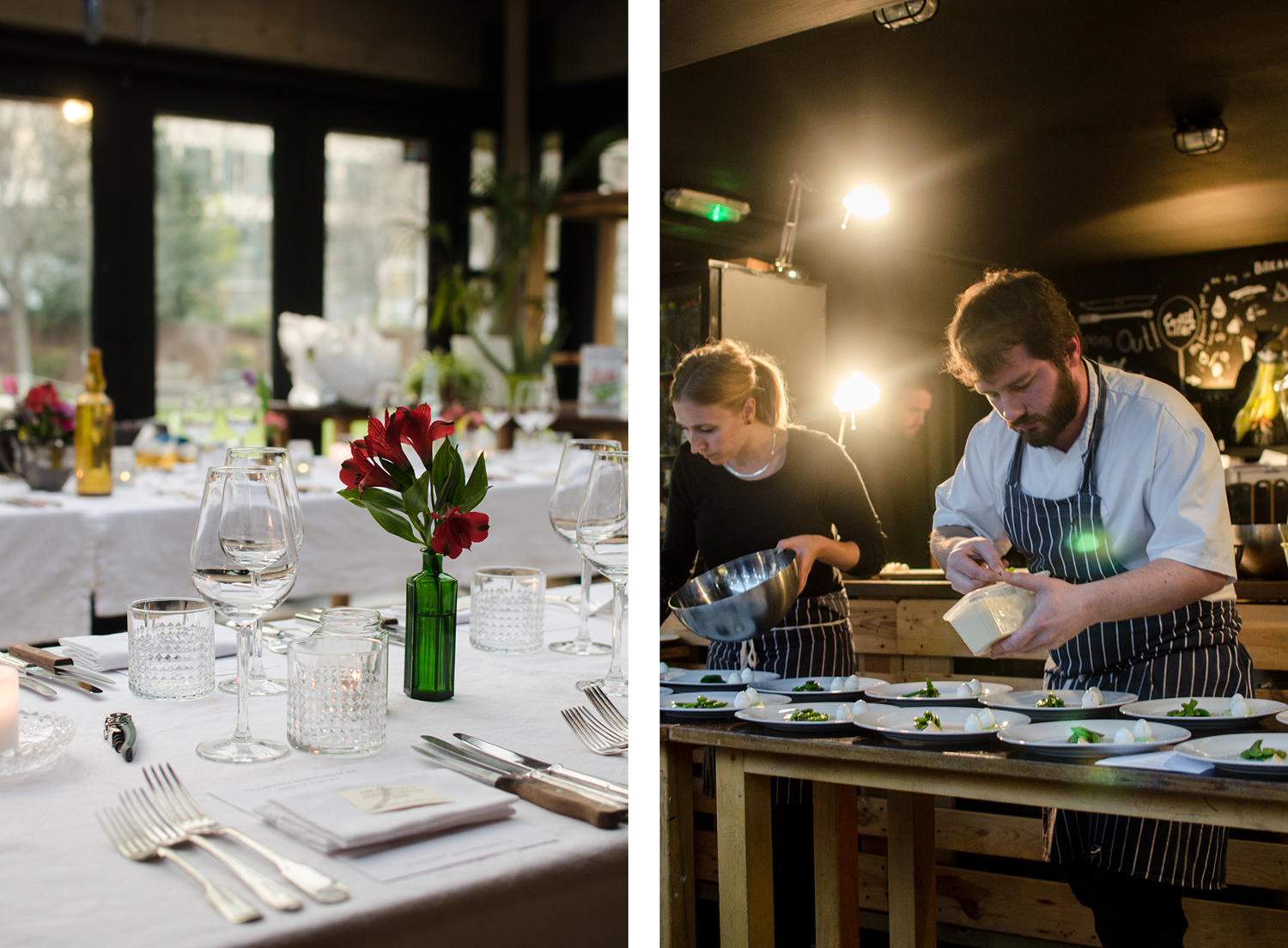best supper club london