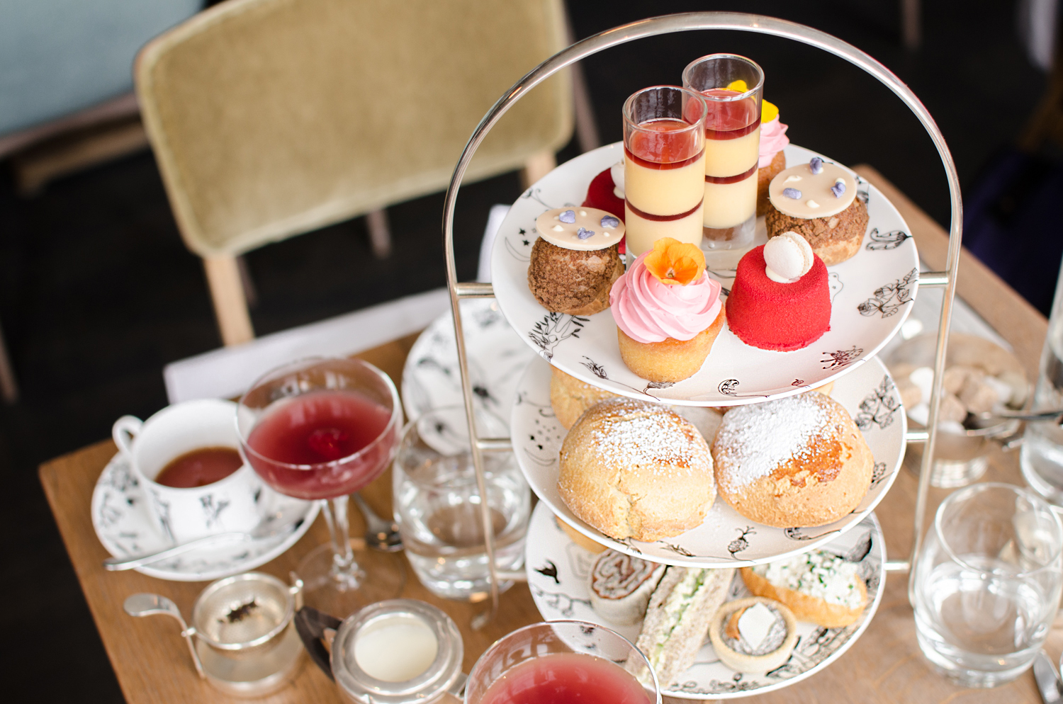 A Midsummer Night's Dream Afternoon Tea