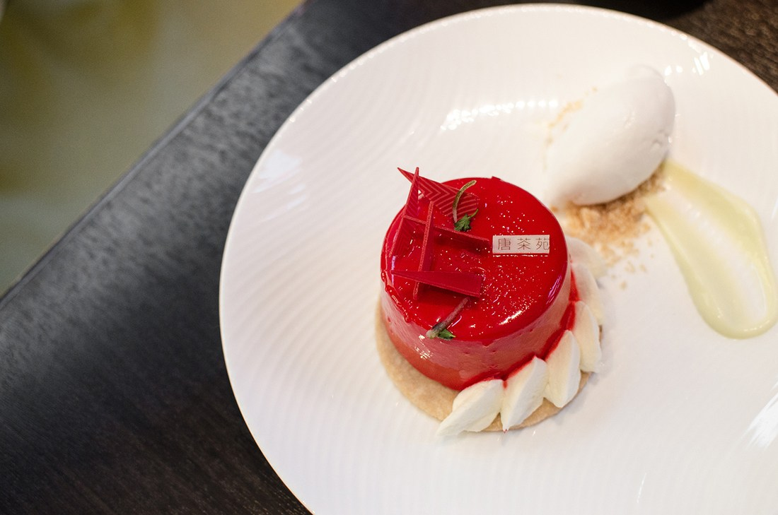 The Year of the Rooster at Yauatcha