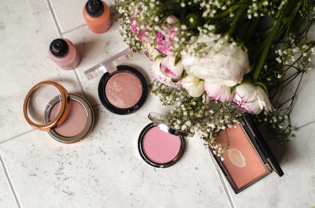 Flushed For Spring – My Favourite Blushes