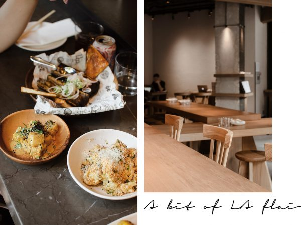 Inko Nito – London Robata with a hint of LA